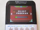 TI-83PCE GDash Blast Processing