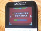 TI-83PCE + GDash Geom. Dominator