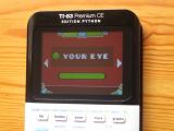 TI-83PCE : Geom Dash + Your Eyes