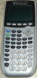 TI-84 Plus Silver Edition