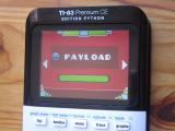 TI-83PCE: Geometry Dash Payload