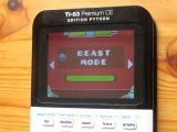 TI-83PCE + G. Dash & Beast mode