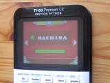 TI-83PCE: Geometry Dash Machina
