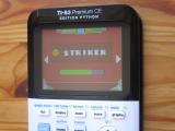 TI-83PCE + Geom Dash & Striker