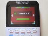 TI-83 Premium CE: G. Dash Embers