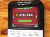 TI-83 Premium CE + GDash Striker