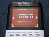 TI-83PCE: GDash Monster Dance Of