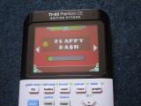 TI-83PCE + GDash & Flappy Dash