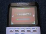 TI-83PCE + GDash & Immortal