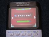 TI-83PCE + Geom. Dash & Falling