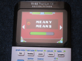 TI-83PCE + G. Dash & Meany Means