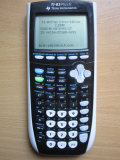 TI-83+.fr USB (TI-84+SE) #56