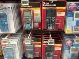 Rayon calculatrices rentrée 2013