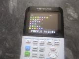 TI-83 Premium CE + Puzzle Frenzy