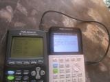 TI-83PCE + TI-82A + Juste Prix