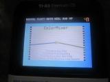 TI-83 Premium CE + ColMixer