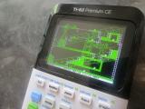 TI-83 Premium CE + Androides lv4