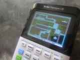 TI-83 Premium CE + Androides lv5