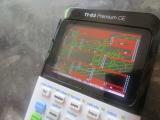 TI-83 Premium CE + Androides lv7