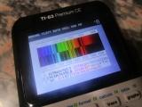 TI-83 Premium CE + Spectror