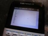 TI-83 Premium CE + Plinko