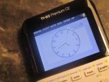 TI-83 Premium CE + CClock