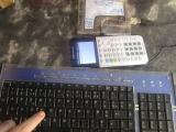 TI-83 Premium CE + clavier USB