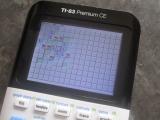 TI-83 Premium CE + Minesweeper