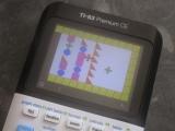 TI-83 Premium CE + Pegs CE