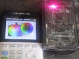 TI-83 Innovator + RGBVATOR