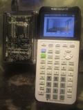 TI-83 Innovator + LUXVATOR