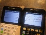 TI-83PCE / TI-84+CE-T