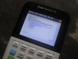 TI-83 Premium CE + CEDIST