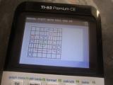 TI-83 Premium CE + Flow Free