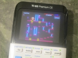 TI-83 Premium CE: Donkey Kong CE
