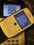 TI-83 Premium CE + STR2QR