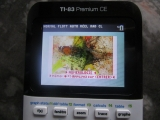 TI-83 Premium CE + Numlog