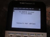 TI-83 Premium CE + CERMASTR
