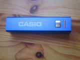 Batterie externe USB Casio