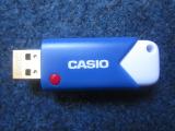 Clé USB d'émulation Casio