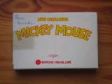 Citizen mini card AI Mickey
