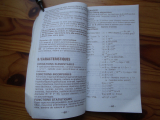 Casio fx-82D Fraction manuel