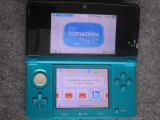 3DS + homebrew launcher