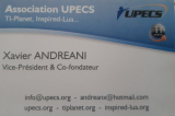 Carte de visite UPECS
