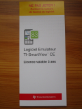 Licence 3 ans TI-SmarView CE 83
