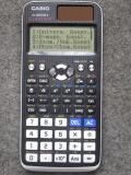 fx-991DE X Classwiz