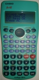 Casio fx-92 College 2D+ - Diags