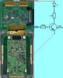 TI-Nspire CAS + diode examen