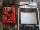 CX 4.2 + TI-LaunchPad MSP430F