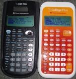 TI-36X Pro + TI-Collège Plus